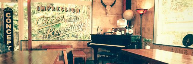 インスタ映えするカフェ